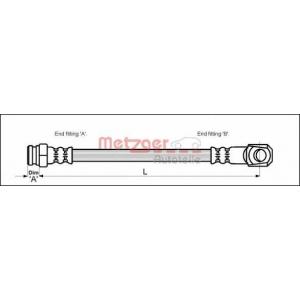 METZGER 4114050