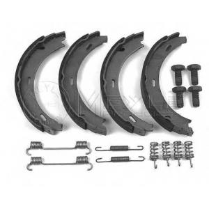 MEYLE 0140420302 Комплект тормозных колодок, стояночная тормозная система