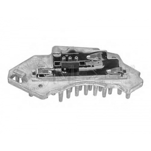 Блок управления, отопление / вентиляция 0148800001 meyle - MERCEDES-BENZ E-CLASS (W210) седан E 220 D (210.004)