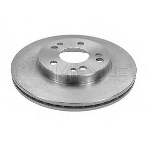 Тормозной диск 0155212009 meyle - MERCEDES-BENZ 190 (W201) седан E 2.3-16