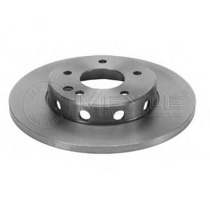 Тормозной диск 0155212026 meyle - MERCEDES-BENZ C-CLASS (W202) седан C 200 D (202.120)
