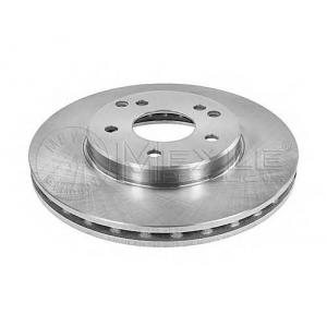 0155212035 meyle Тормозной диск MERCEDES-BENZ C-CLASS седан C 280 (202.028)
