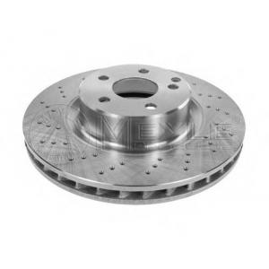 MEYLE 015 521 2045 Тормозной диск