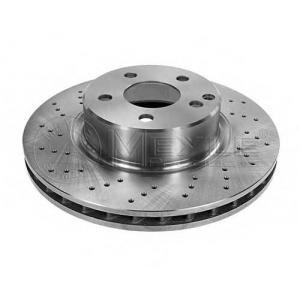 MEYLE 015 521 2048 Тормозной диск