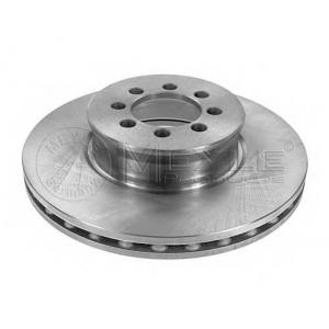 MEYLE 0155212106 Передний тормозной диск Спринтер616