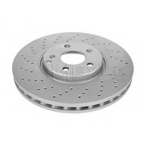 MEYLE 0155212113/PD Диск тормозной передний S-Class (W220)
