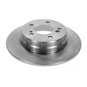 Тормозной диск 0155232012 meyle - MERCEDES-BENZ седан (W124) седан 250 D (124.125)