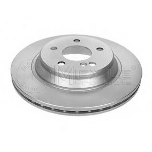 MEYLE 015 523 2046/PD Тормозной диск вентилируемый задний PLATINUM