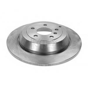 Тормозной диск 0155232095 meyle - MERCEDES-BENZ M-CLASS (W164) вездеход закрытый ML 350 4-matic (164.186)