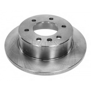MEYLE 015 523 2100 Тормозной диск задний MB Sprinter
