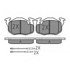 �������� ��������� �������, �������� ������ 0252090618w meyle - PEUGEOT 106 I (1A, 1C) ��������� ������ ����� 1.4 D