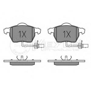 MEYLE 025 230 1820/W Тормозные колодки