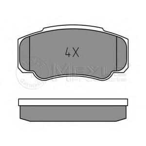 �������� ��������� �������, �������� ������ 0252392120 meyle - PEUGEOT BOXER ������� (230P) ������� 2.0 i