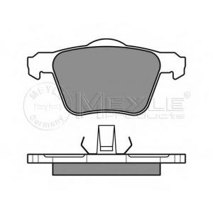 Комплект тормозных колодок, дисковый тормоз 0252414119 meyle - VOLVO XC90 универсал 2.5 T