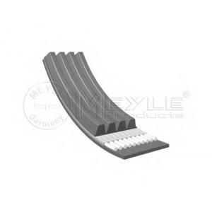 0500040895 meyle Поликлиновой ремень SUBARU IMPREZA седан 1.6 i AWD