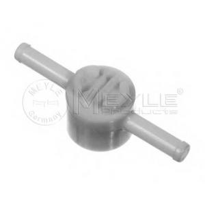Клапан, топливный фильтр 1000340002 meyle - AUDI 80 (81, 85, B2) седан 1.6 D