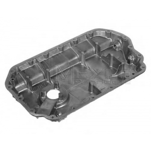 Масляный поддон 1001030050 meyle - AUDI A8 (4D2, 4D8) седан 2.8