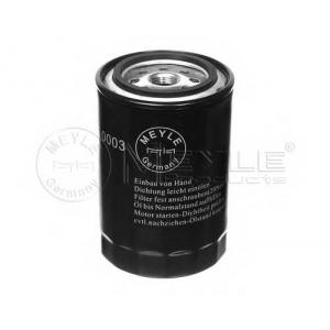Масляный фильтр 1001150003 meyle - AUDI 80 (81, 85, B2) седан 1.6 D