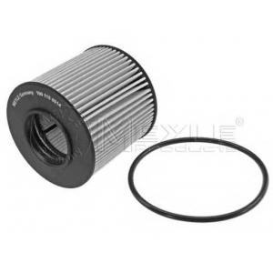 Масляный фильтр 1001150014 meyle - VW POLO (9N_) Наклонная задняя часть 1.4 FSI