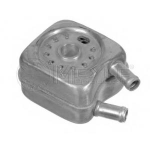 масляный радиатор, двигательное масло 1001170005 meyle - AUDI A4 (8D2, B5) седан 1.8