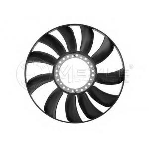 1001210071 meyle Крыльчатка вентилятора, охлаждение двигателя VW PASSAT седан 1.9 TDI