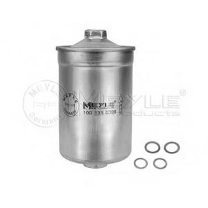 Топливный фильтр 1001330006 meyle - AUDI 100 (44, 44Q, C3) седан 1.8 KAT