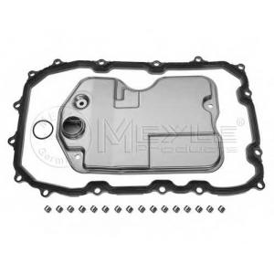 Комплект гидрофильтров, автоматическая коробка пер 1001370002 meyle - VW TOUAREG (7LA, 7L6, 7L7) вездеход закрытый 3.2 V6