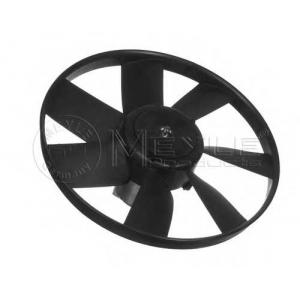 Вентилятор, охлаждение двигателя 1002360015 meyle - VW PASSAT (3A2, 35I) седан 1.6