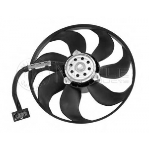 MEYLE 100 236 0024 Вентилятор радиатора