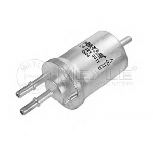 Топливный фильтр 1003230011 meyle - AUDI A2 (8Z0) Наклонная задняя часть 1.4