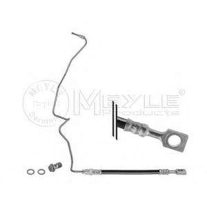 Тормозной шланг 1005250054s meyle - AUDI A3 (8L1) Наклонная задняя часть 1.6