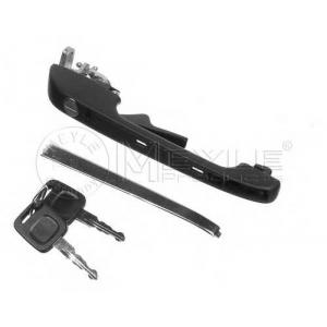 Ручка двери 1008370011 meyle - AUDI 100 (44, 44Q, C3) седан 1.8