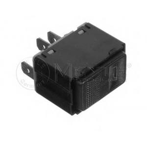 Выключатель, стеклолодъемник 1009590004 meyle - AUDI 80 (89, 89Q, 8A, B3) седан 1.8