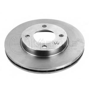 Тормозной диск 1155211002 meyle - AUDI COUPE (81, 85) купе 1.8