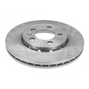 MEYLE 115 521 1018 Тормозной диск вентилируемый передний