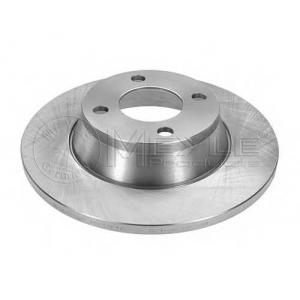 Тормозной диск 1155211024 meyle - AUDI 80 (8C, B4) седан 1.9 TD