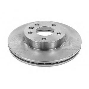 MEYLE 115 521 1038 Тормозной диск вентилируемый передний
