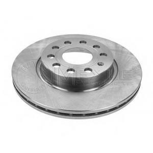 Тормозной диск 1155211044 meyle - AUDI A3 (8P1) Наклонная задняя часть 2.0 FSI