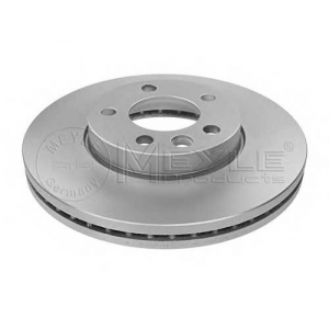 Тормозной диск 1155211053pd meyle - VW TOUAREG (7LA, 7L6, 7L7) вездеход закрытый 3.2 V6