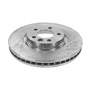 Тормозной диск 1155211054 meyle - VW MULTIVAN V (7HM, 7HN, 7HF, 7EF, 7EM, 7EN) вэн 2.0