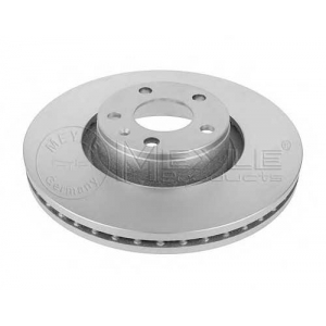 1155211098pd meyle Тормозной диск AUDI A6 седан 3.0 TFSI quattro