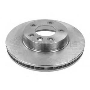 Тормозной диск 1155211101 meyle - VW TOUAREG (7LA, 7L6, 7L7) вездеход закрытый 3.2 V6