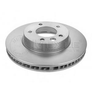 Тормозной диск 1155211101pd meyle - VW TOUAREG (7LA, 7L6, 7L7) вездеход закрытый 3.2 V6