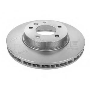 Тормозной диск 1155211102pd meyle - VW TOUAREG (7LA, 7L6, 7L7) вездеход закрытый 3.2 V6