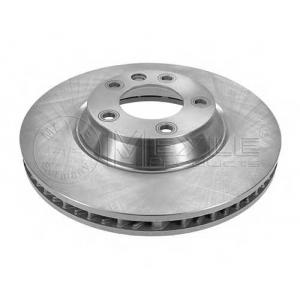 Тормозной диск 1155211103 meyle - PORSCHE CAYENNE (955) вездеход закрытый S 4.5