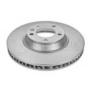 Тормозной диск 1155211104pd meyle - PORSCHE CAYENNE вездеход закрытый 4.8 Turbo