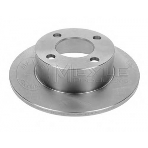 MEYLE 115 523 1006 Тормозной диск задний