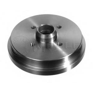 Тормозной барабан 1155231010 meyle - AUDI 50 (86) Наклонная задняя часть 1.1
