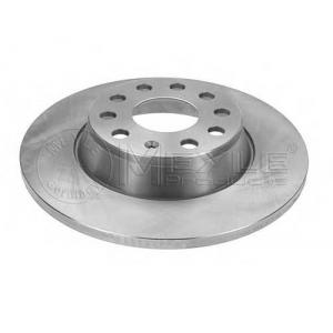 MEYLE 115 523 1092 Тормозной диск задний