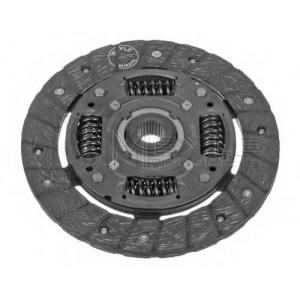 Диск сцепления 1171901001 meyle - VW POLO (86) Наклонная задняя часть 1.1